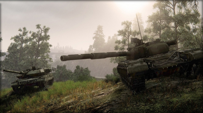 обзор armored warfare