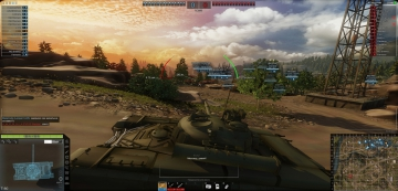 играть онлайн armored warfare