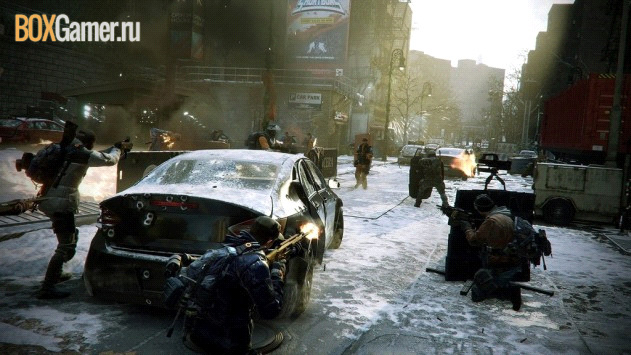 tom clancy s the division релиз