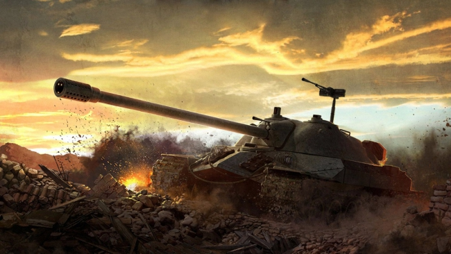 обзор world of tanks